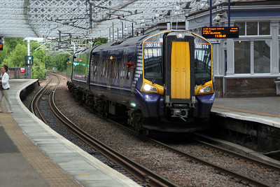 380114 at Paisley Gilmour Street.
