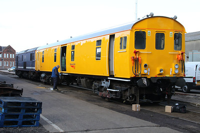De-Icer 68501 Eastleigh Works 20/10/11.