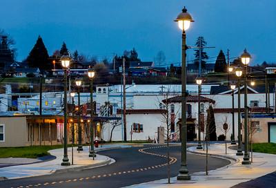 Stanwood Street lights