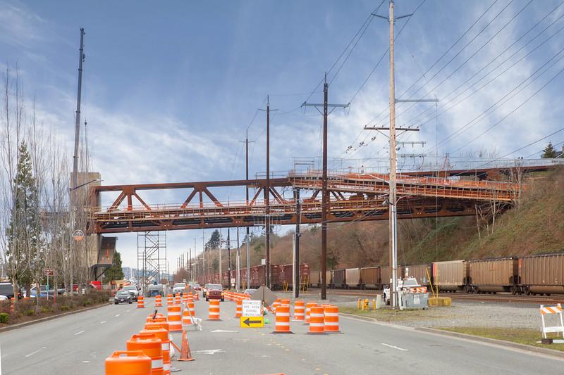 Marine Drive Bridge