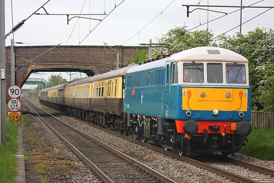 86259 1Z42 Birmingham New Street to Carlisle at Moss Pit on 10th May 2011