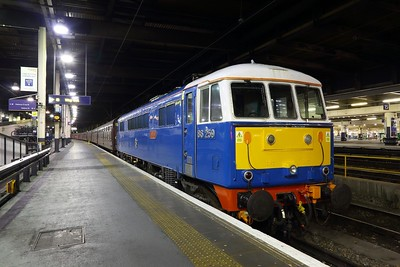 86259 on the 1Z87 Carlisle to London Euston at London Euston on the 10th March 2018