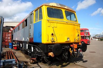 87035_Crewe on 1st September 2009