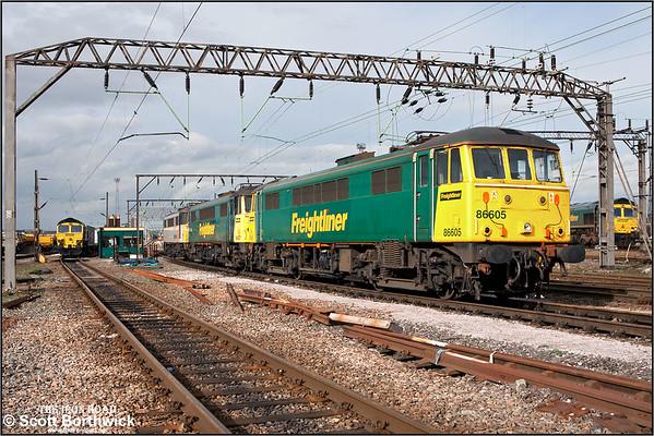 Freightliner Ltd