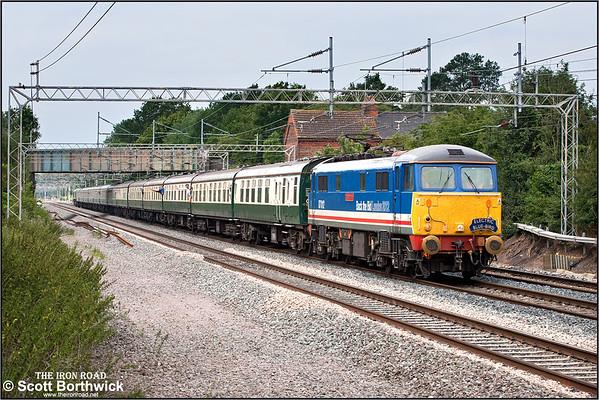 Hertfordshire Railtours