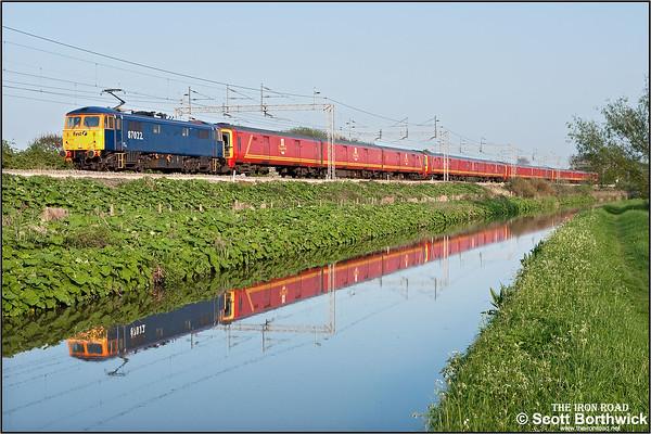 Class 87: GBRF