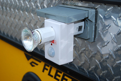 Motion detection lights NEW content