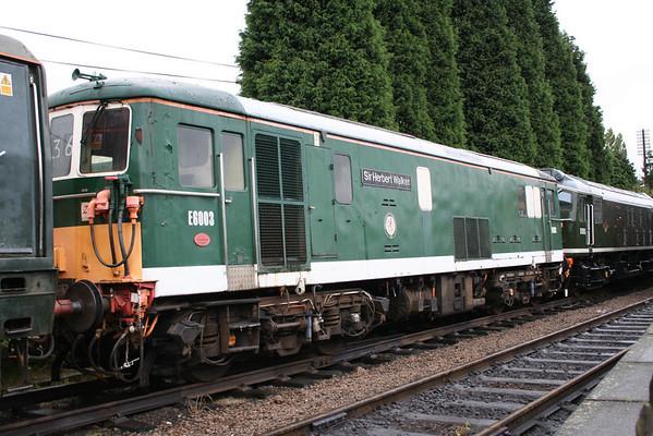 73003 at Loughborough (GCR). 22.08.05