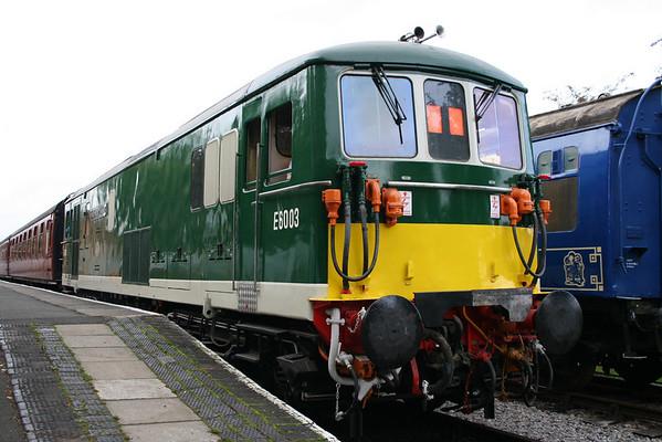 73003 at Blundsden. 02.10.10