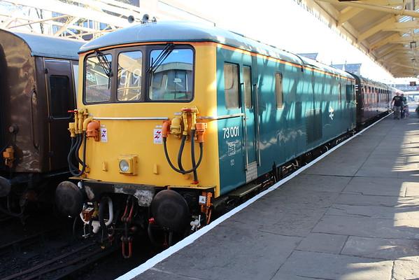 73001 at Bury Bolton Street. 18.04.15