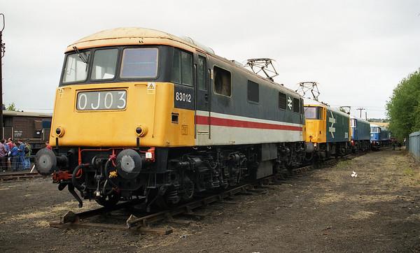 83012 at Barrow Hill.