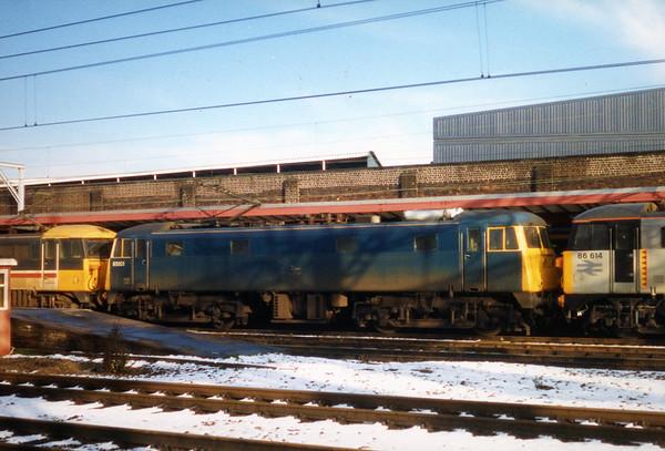 85101 at Crewe.