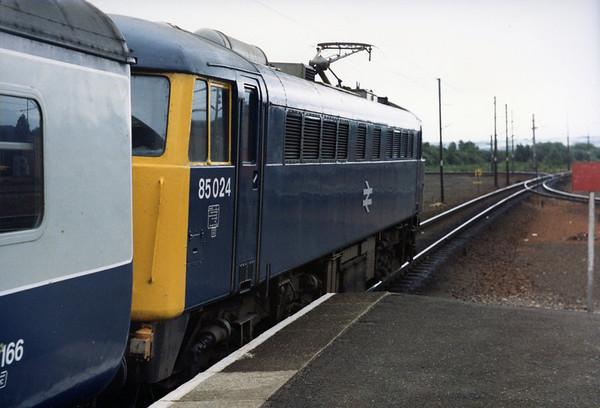 85024 at Carstairs.