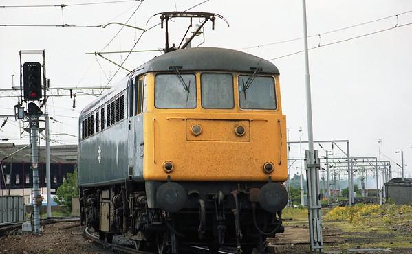 85012 at Wolverhampton.