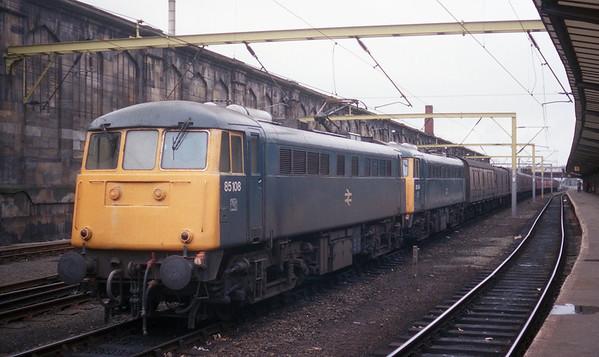 85108 & 85034 at Carlisle.