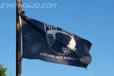 POW/MIA Flag for Memorial Day 2013