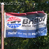 Bristol Motor Speedway Flag<br /> Irwin Tools Night Race - August 24, 2013