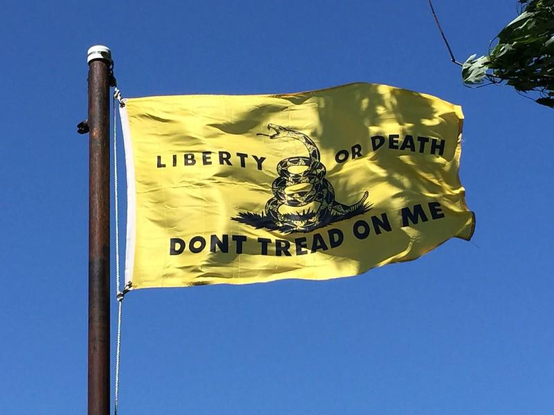 July 4, 1776 - Gadsden Flag