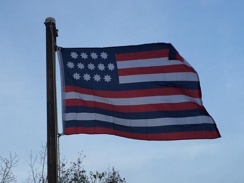 December 7, 1941 - Serapis Flag
