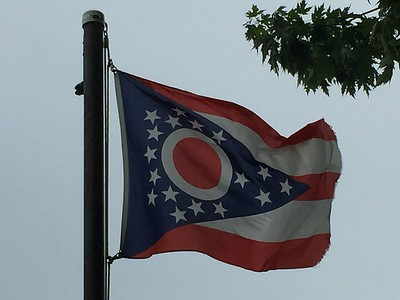 July 17-23 -- State of Ohio Flag