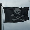 August 6, 2016 -- Skull and Crossbones Flag