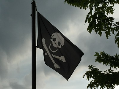 May 23, 1701 - Jolly Roger Flag