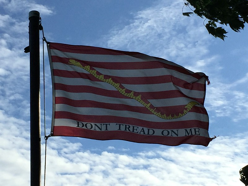 June 10, 1854 -- US Navy Jack Flag