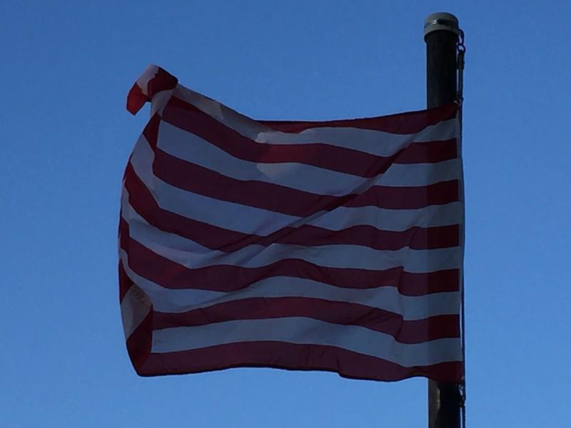 November 1, 1765 - Sons of Liberty Flag