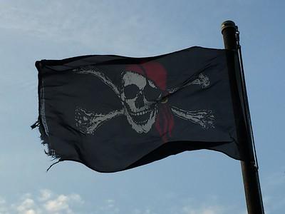 September 19, 2016 - Pirate Flag
