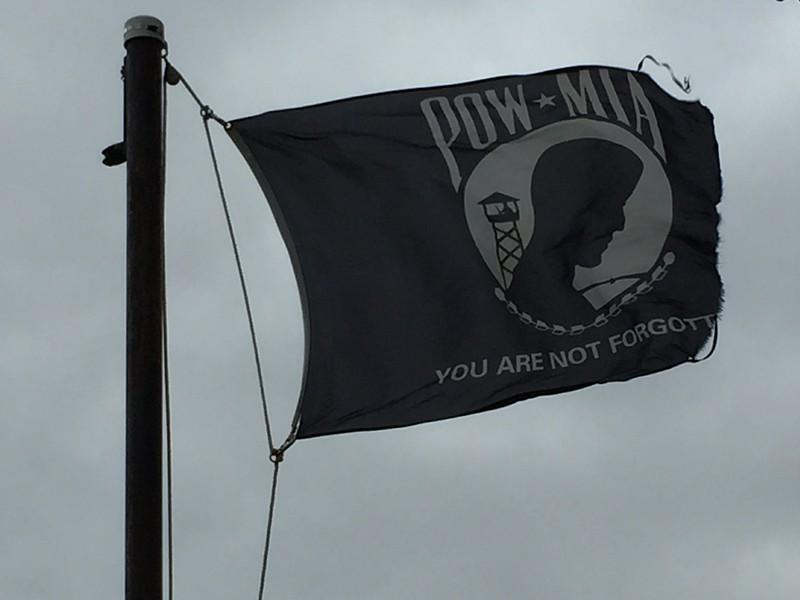 November 13, 1982 - POW-MIA Flag