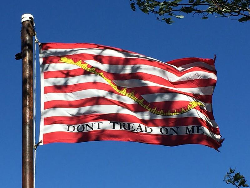 October 10, 1845 - Navy Jack Flag