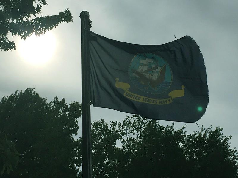 August 19, 1812 - U.S. Navy Flag