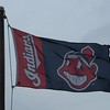 April 11, 2017 - Indians Flag