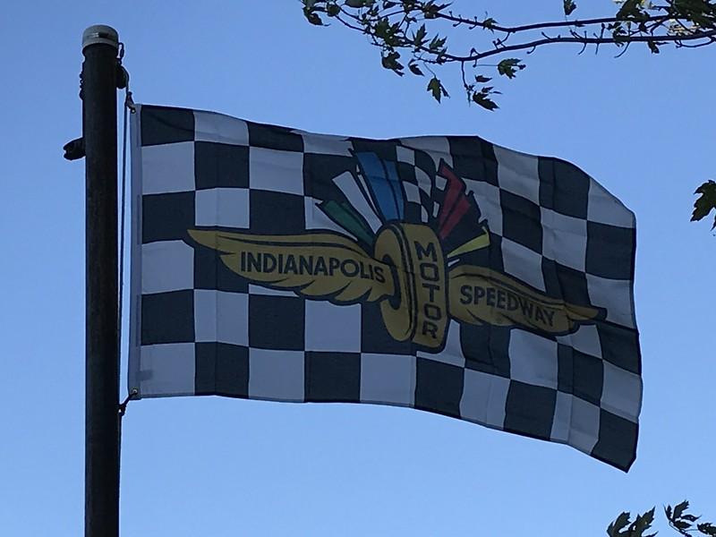 October 15, 2017 - IMS Flag