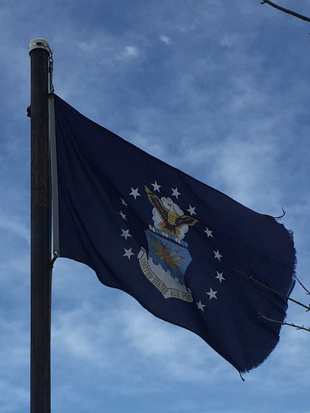 March 26, 1951 - US Air Force Flag