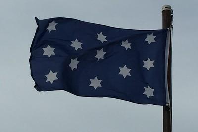 February 22, 1732 - George Washington Position Flag