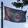 August 11, 1929 - Cleveland Indians Flag