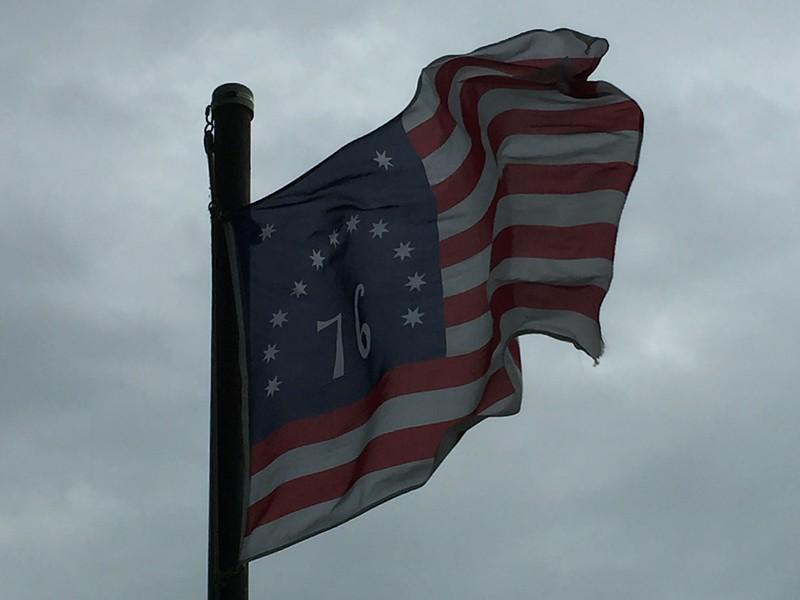 May 14, 1897 - Bennington Flag