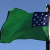 September 25, 1775 - Green Mountain Boys Flag