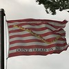 July 20, 1969 - Navy Jack Flag