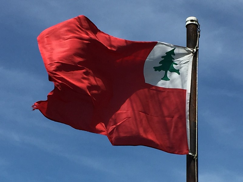 April 19, 1775 - Continental Flag