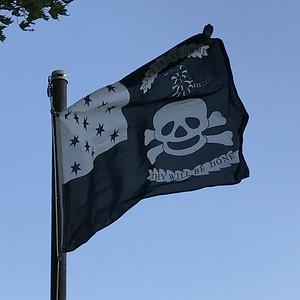 September 10, 1813 - War of 1812 Flag