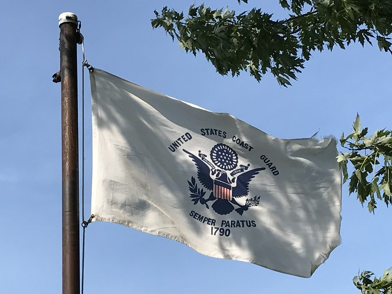 August 4, 1790 - U.S. Coast Guard Flag
