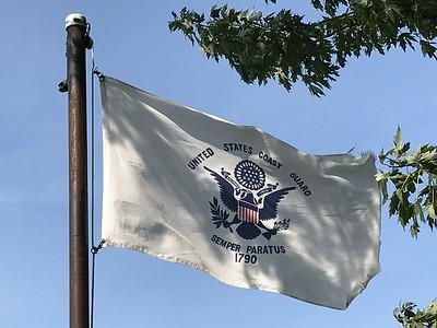August 4, 1790 - U.S. Coast Guard Flag