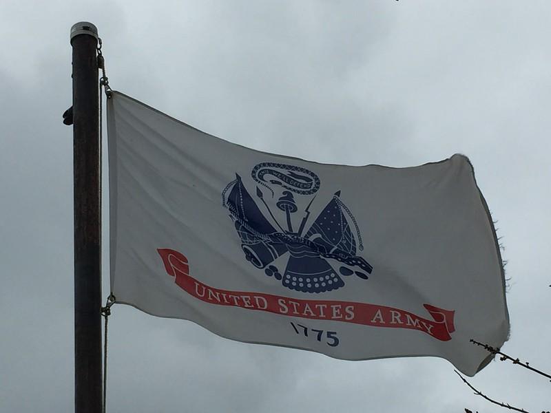 January 26, 1880 - U.S. Army Flag