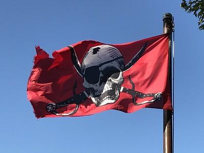 September 19, 2017 - Pirate Flag