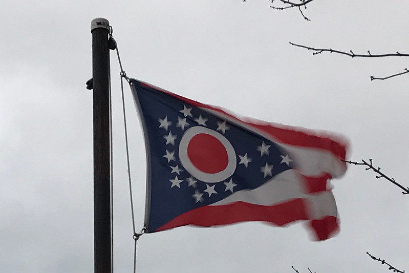 January 21, 1785 - Ohio Flag
