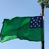 August 16, 1777 - Green Mountain Boys Flag