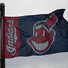 April 14, 2018 - Cleveland Indians Flag