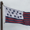 March 15, 1781 - The Battle of Guilford Court House Flag